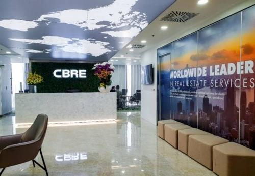 Văn phòng mở 360 độ mới của CBRE có gì?