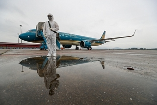 Phòng chống dịch nCoV: Vietnam Airlines tạm ngừng khai thác đường bay giữa Hà Nội và Ma Cao, Hong Kong từ 6/2