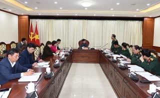 Hà Nội bàn phương án xây dựng bệnh viện dã chiến chống dịch