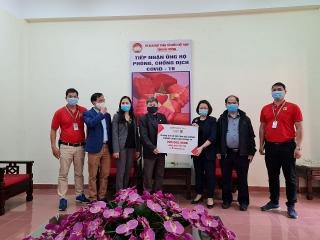 Central Retail Việt Nam trao tặng hàng hóa thiết yếu cho Hải Dương và Quảng Ninh chống dịch Covid-19