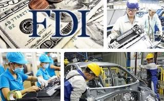 Giải ngân vốn FDI đạt 2,5 tỷ USD trong hai tháng đầu năm