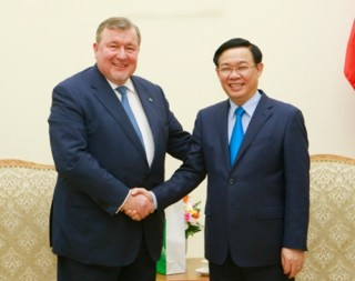Tăng cường hợp tác và thúc đẩy hoạt động của IIB tại Việt Nam