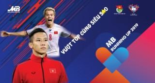 MB Running Up 2019 - Vượt Top cùng siêu sao