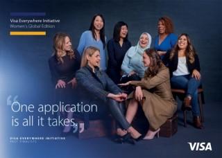 Visa lần đầu ra mắt cuộc thi toàn cầu dành cho nữ doanh nhân