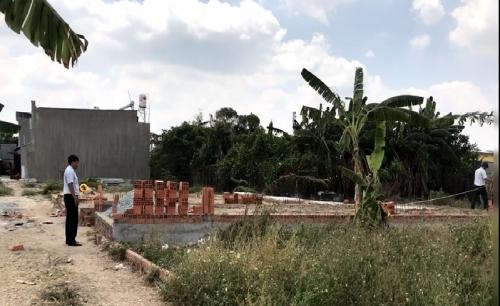 TP.HCM: Làm rõ cán bộ bao che xây nhà trên đất nông nghiệp