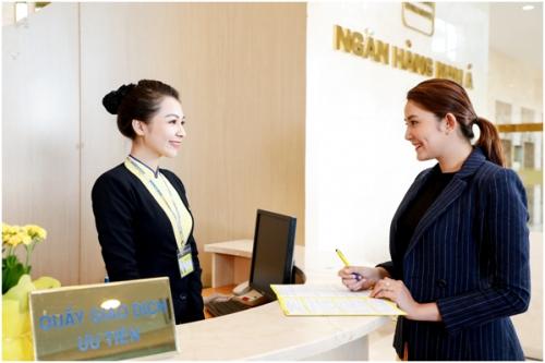 Nam A Bank: Khẳng định chữ tín trong giới tài chính