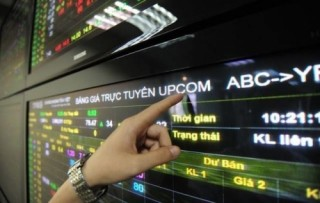 108 công ty vào danh sách cảnh báo giao dịch UPCoM