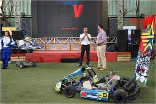 Giải đua xe Go-Kart chuyên nghiệp ra mắt tại Việt Nam