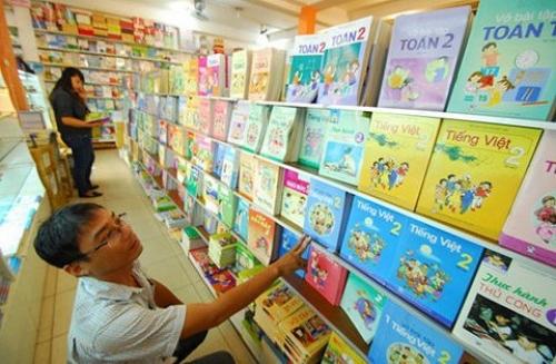 Sách giáo khoa tăng từ 1.000 - 1.800 đồng/cuốn