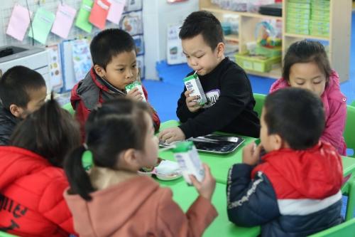 Chung tay cho ly sữa học đường an toàn, hiệu quả