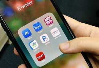 3 ví điện tử phổ biến nhất có số chi tiêu bình quân 441,6 - 520 nghìn đồng/ví/ngày