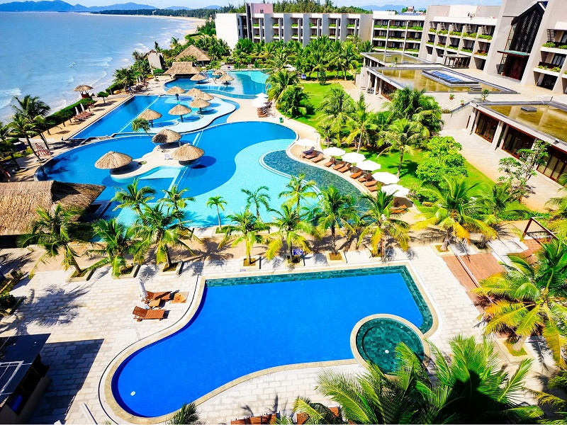 Nhiều yếu tố thuận lợi để Hồ Tràm - Long Hải khai thác du lịch, thu hút đầu tư