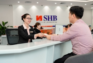 SHB dự kiến chia cổ tức 20,5%