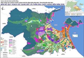 Đà Nẵng: Điều chỉnh giá đất, tập trung quỹ đất để thu hút nhà đầu tư