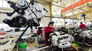 Hoạt động sản xuất của Trung Quốc tăng nhanh trong tháng Ba