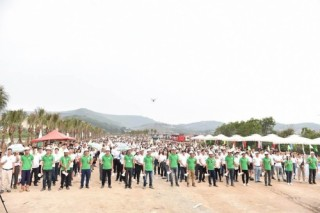 10.000 cây xanh được trồng trong Lễ phát động chiến dịch Go Green 2019 của Tập đoàn FLC