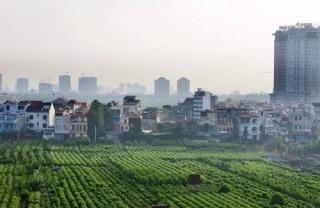 Đánh giá quá trình đô thị hóa của Hà Nội giai đoạn 2011-2020