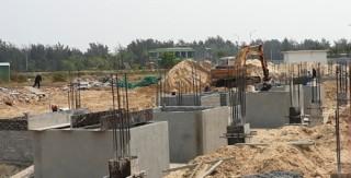 Vụ 'xây dựng không phép' 8 biệt thự tại Khu biệt thự Song Lập: Chủ đầu tư lên tiếng