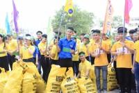 PNJ đồng hành với sinh viên bảo vệ môi trường