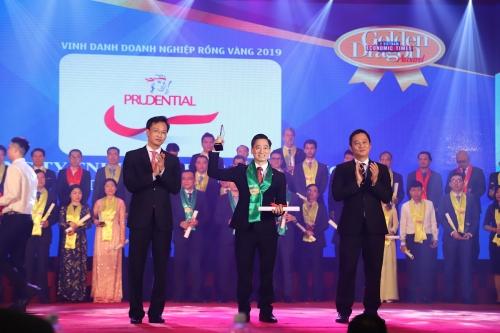Năm 2018: Prudential Việt Nam tiếp tục tăng trưởng vững mạnh