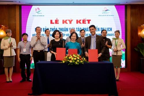 Bamboo Airways cam kết hợp tác phát triển du lịch thông qua đường hàng không