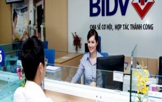 Cơ hội việc làm tại BIDV