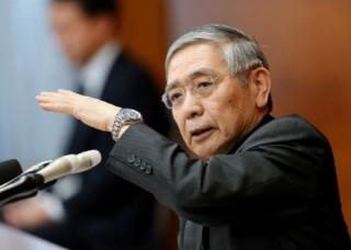 Thống đốc NHTW Nhật Bản: Kinh tế Trung Quốc có thể phục hồi vào cuối năm nay