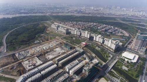 TP.HCM: Chấp thuận đầu tư nhiều dự án tại Thủ Thiêm