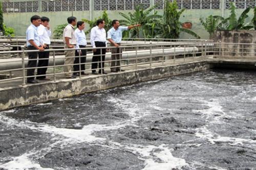 Đề xuất mới về phí bảo vệ môi trường đối với nước thải