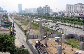 Phê duyệt hệ số điều chỉnh giá đất tại dự án tàu điện ngầm số 2 TP.HCM