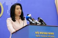 Hành động của tàu công vụ Trung Quốc đã xâm phạm chủ quyền Việt Nam