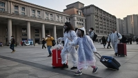 Cập nhật Covid-19: Vũ Hán nới quy định phong tỏa, Trung Quốc báo cáo 62 trường hợp nhiễm mới