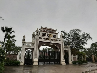 Phú Thọ chỉ đạo kiểm tra dự án Khu du lịch, biệt thự Vườn Vua