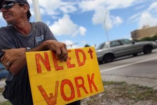 Mỹ mất gần hết số việc làm tạo thêm từ sau khủng hoảng tài chính