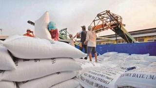 Hải quan đề nghị không quản lý xuất khẩu gạo bằng hạn ngạch