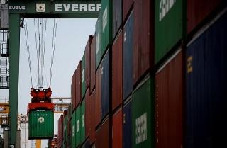 Xuất khẩu tháng 3 của Nhật Bản giảm 11,7% so với cùng kỳ
