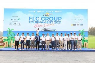 FLC Group Tournament 2021 thu hút đông đảo các golfer