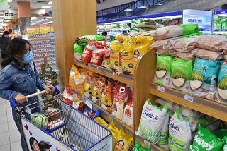 Lương thực, thực phẩm đẩy CPI tháng Tư giảm 0,04% so với tháng trước