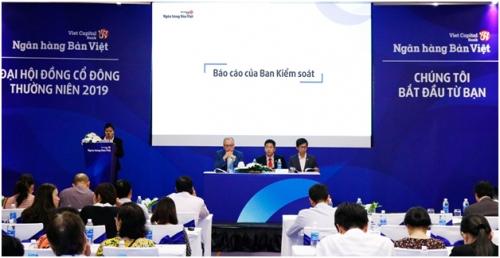 Ngân hàng Bản Việt đặt mục tiêu năm 2019 tăng tổng tài sản 22%