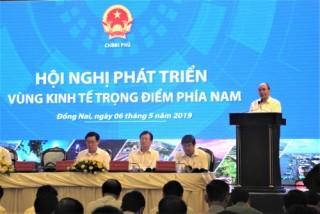 Thủ tướng Chính phủ: Sẽ có chủ trương sát hơn đối với Vùng KTTĐ phía Nam