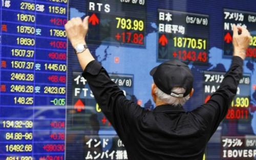 Chứng khoán châu Á hồi phục khi đàm phán thương mại Mỹ-Trung nối lại