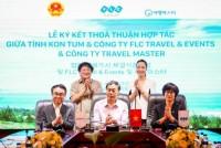 Bắt tay đối tác Hàn, FLC muốn hút khách ngoại đến Kon Tum