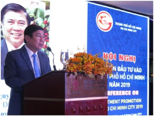 TP.HCM mời gọi đầu tư trên 200 dự án