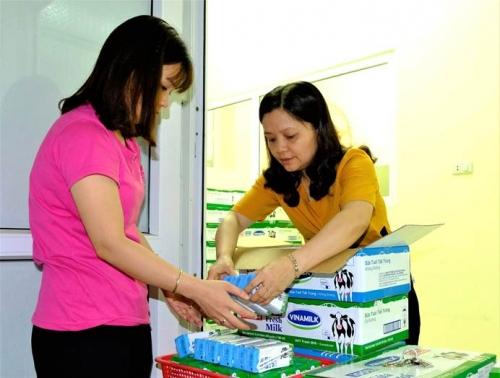 Lợi ích kép từ gói thầu Sữa học đường Hà Nội