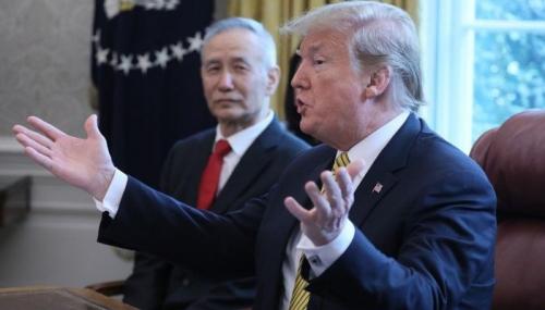 Trump: Vẫn có thể đạt thỏa thuận Mỹ-Trung, nhưng đánh thuế cũng không 'tệ'
