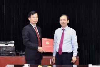 Bổ nhiệm Phó Vụ trưởng Vụ Tín dụng các ngành kinh tế