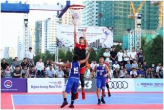 Ngân hàng Bản Việt tiếp tục tài trợ Giải vô địch quốc gia bóng rổ 3 người