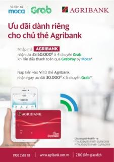 Chủ thẻ Agribank tiếp tục hưởng nhiều ưu đãi hấp dẫn
