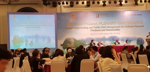 Việt Nam là thực tiễn tốt về quản lý nợ công