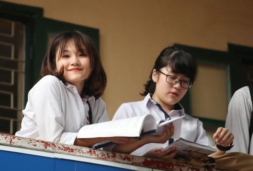 Hà Nội: Ngày 24/5 học sinh nhận phiếu báo dự thi vào lớp 10